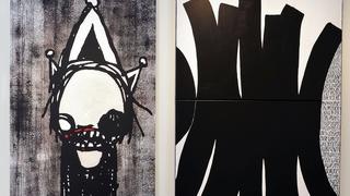 Saint-Imier: aux origines de l'art avec Benjamin Jendly et Jean-Marie Bidet