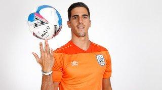 Football: malgré l'incertitude, le Loclois Joël Pereira est bien dans ses gants