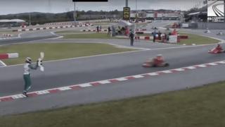 Karting: Luca Corberi s'excuse après le scandale provoqué aux Mondiaux