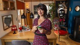 Manuella Maury: «Je suis baroque comme ma maison»
