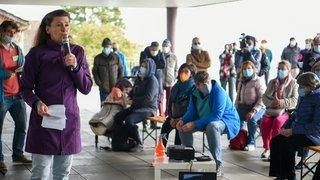 Le projet de réaménagement de La Coudre présenté au public