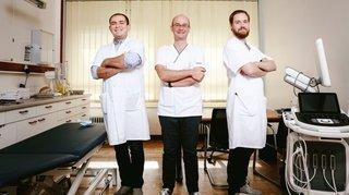 Neuchâtel: la neurologie se développe dans le haut comme dans le bas du canton
