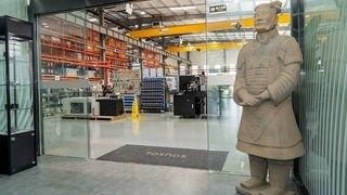 Tornos inaugure bientôt une nouvelle usine en Chine