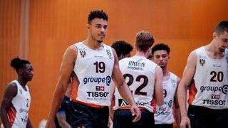 Saison 2020/2021 - Vivez les matches Union Neuchâtel Basket avec nous !