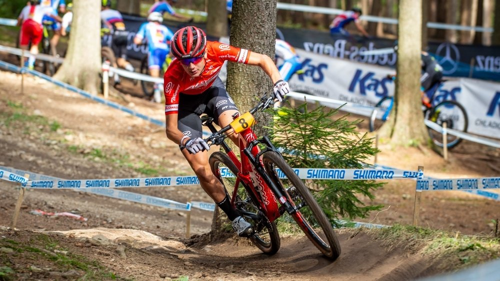 Alexandre Balmer termine sixième en Allemagne.