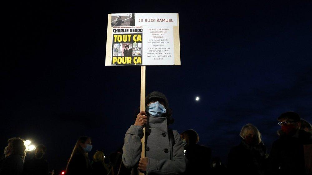La tragédie vécue en France ne doit pas nous laisser indifférents, estime Claude-Alain Kleiner.
