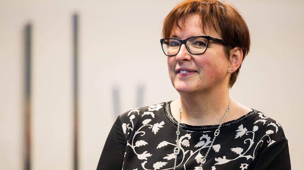 Anne-Christine Pellissier terminera son mandat à l'exécutif de Val-de-Ruz le 31 décembre prochain.