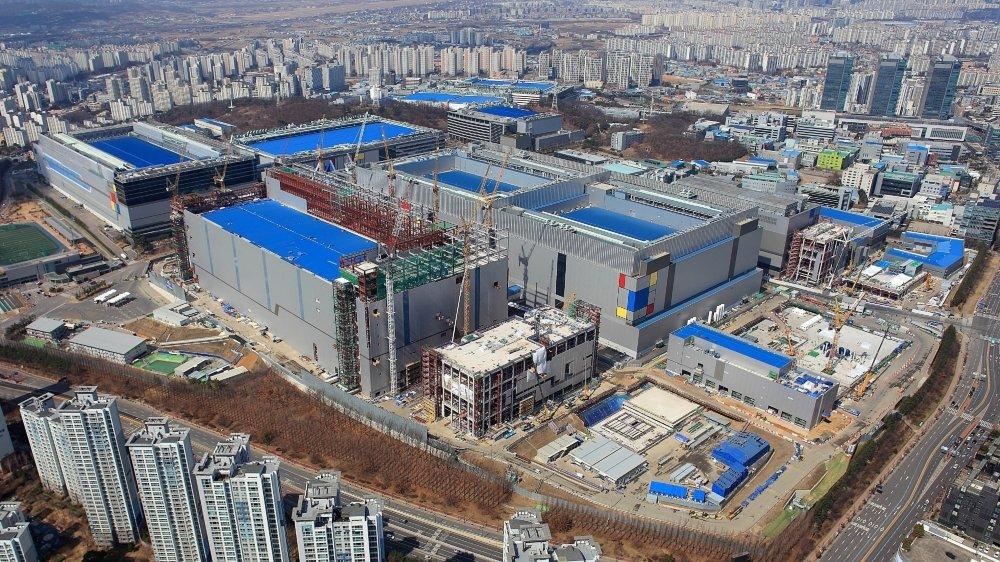 Malgré la pandémie, Samsung Electronics engrange des milliards. (illustration)