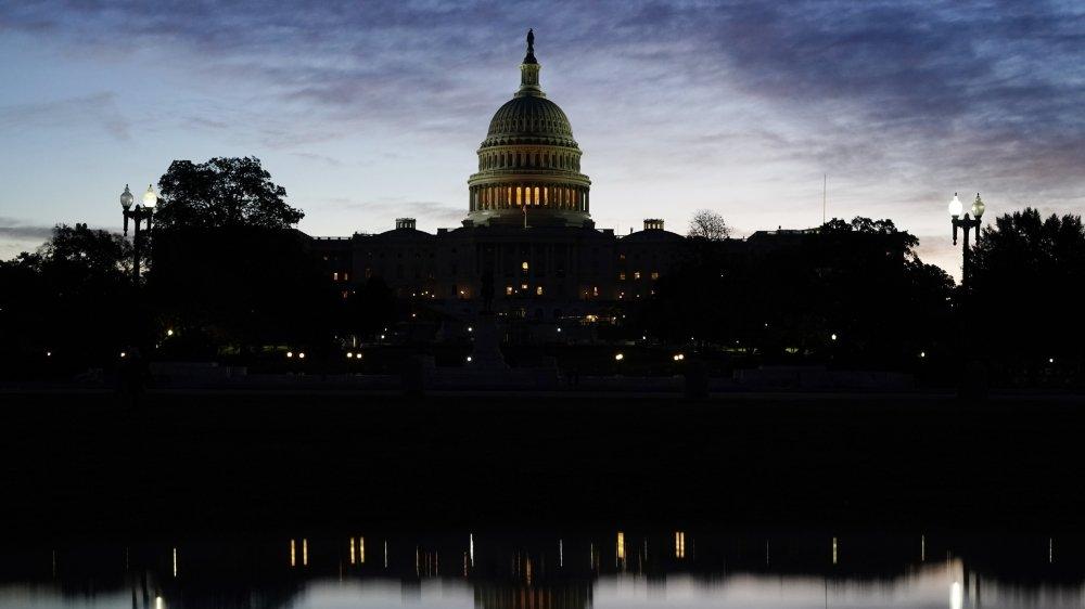 Le Congrès américain abrite la Chambre des représentants et le Sénat. Sans majorité, difficile pour un président d'appliquer son programme.