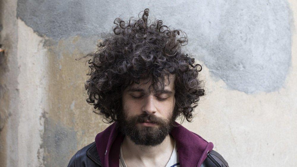 """Le Chaux-de-Fonnier Louis Jucker a autoproduit son dernier album, """"Something Went Wrong""""."""