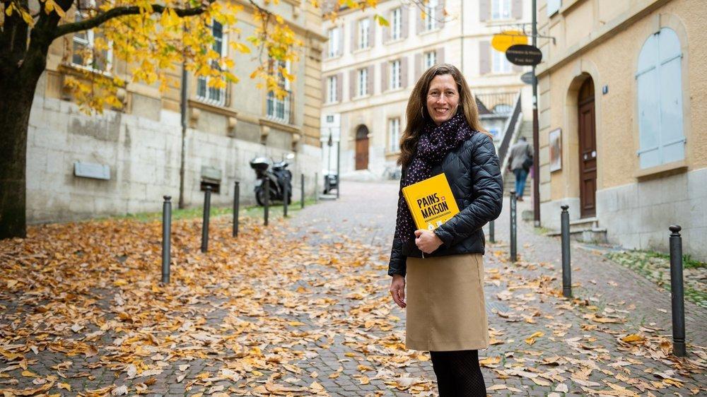 L'Américaine Heddi Nieuwsma aime se lancer dans des recherches et ensuite écrire. Les pains suisses ont éveillé sa curiosité et ravi ses papilles, lors de son arrivée à Neuchâtel, en 2012.
