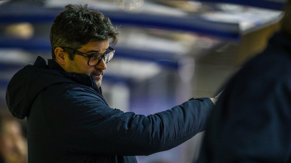 Loïc Burkhalter, le directeur sportif du HCC, n'a pas caché son soulagement après l'annonce du report des deux prochaines rencontres de son équipe.
