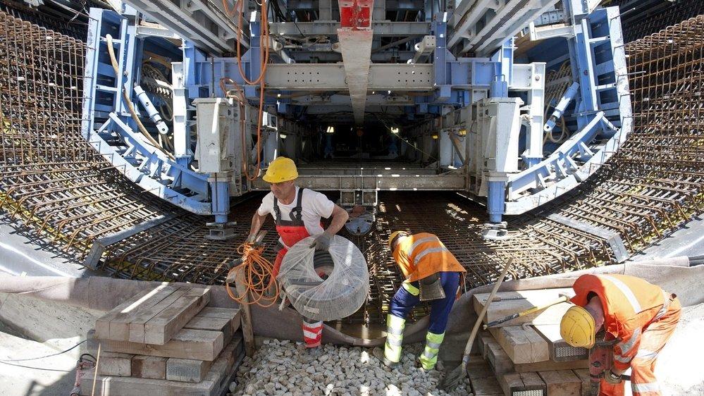 Pour les grands chantiers à venir, il ne sera pas possible de confier les travaux uniquement à des acteurs régionaux.