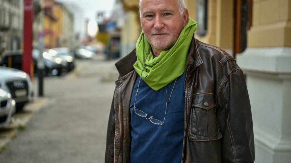 Patrick Herrmann a terminé loin devant dans l'élection au Conseil communal de La Chaux-de-Fonds.