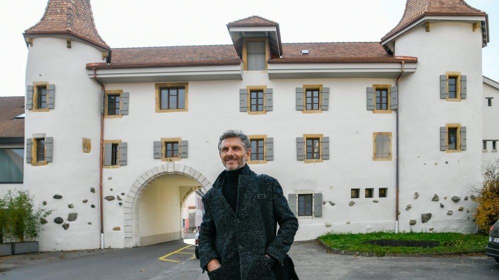 L'enveloppe extérieure de La Maison des Soeurs a été rénovée par l'architecte Mark Hübscher.