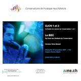 OJCN 1 et 2 - Déplacé au CMNE Neuchâtel