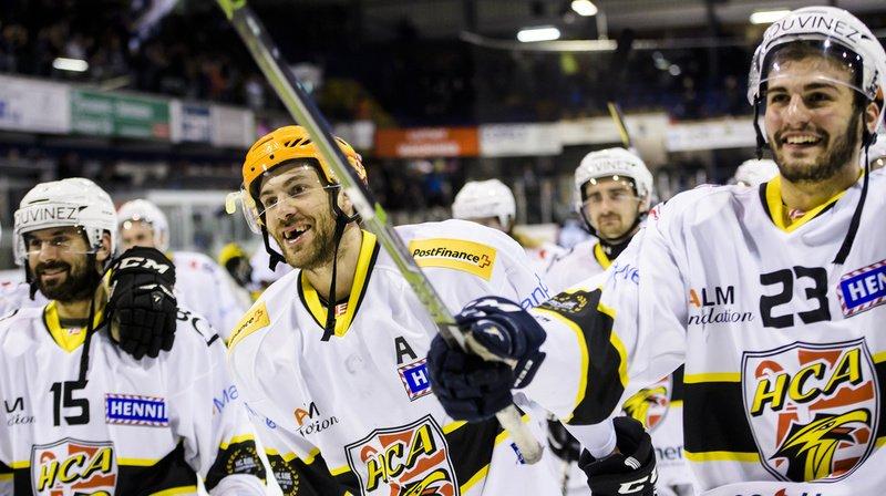 Hockey sur glace: Ajoie en quarantaine préventive
