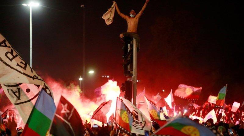 Eclairage: «Le Chili devant une page blanche»