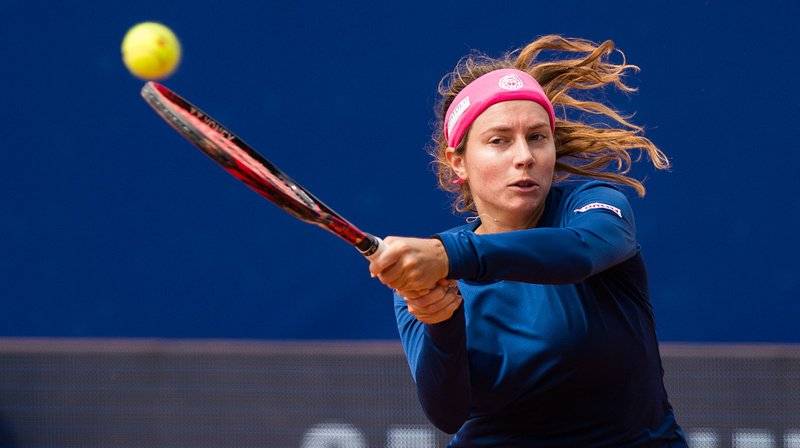 C'est un troisième succès pour Stefanie Voegele en Autriche, après ses deux victoires lors des qualifications (archives).