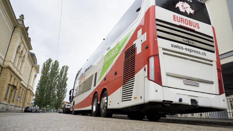 Mobilité: les Flixbus ne circuleront plus en Suisse dès le 3 novembre