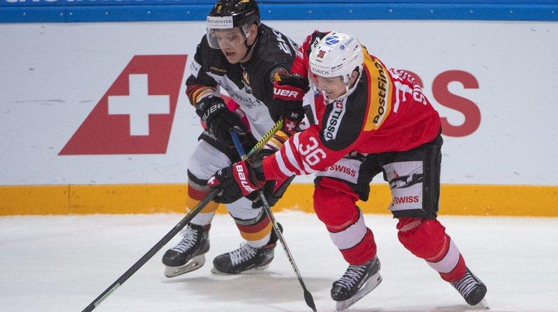Hockey sur glace: l'équipe suisse ne rejouera plus en 2020
