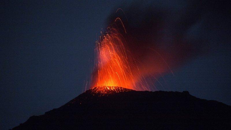 Volcanologie: des chercheurs de l'UNIGE trouvent le moyen de sonder les volcans endormis