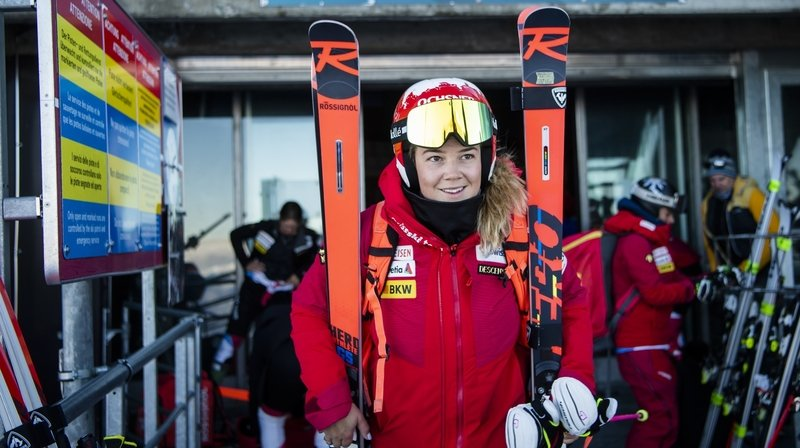 Coupe du monde de ski alpin: le retour en deux étapes signé Mélanie Meillard