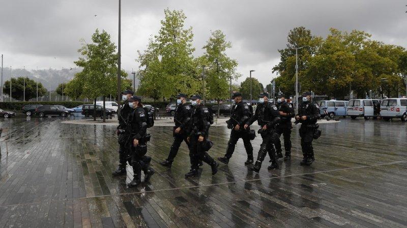 Zurich: la police disperse un rassemblement de «corona-sceptiques»