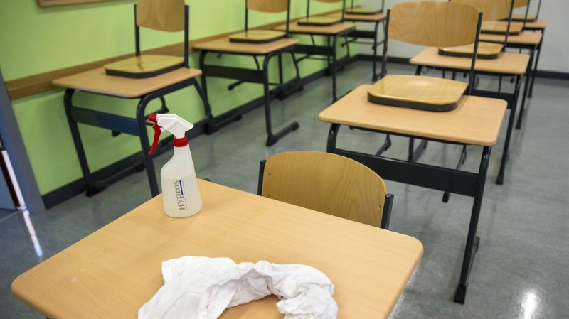 Coronavirus: mesures supplémentaires dans les écoles bernoises et valaisannes