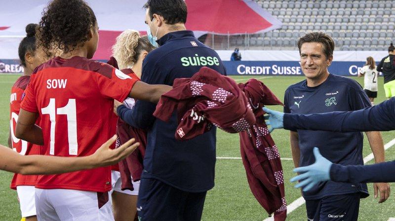 Football – Euro dames: un succès permettrait à l'équipe de Suisse de faire un pas supplémentaire vers la phase finale