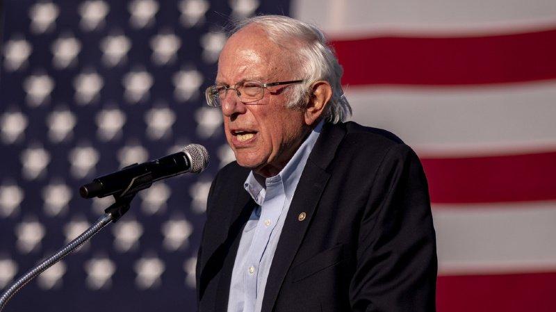 En octobre, le sénateur Bernie Sanders a donné une interview dans laquelle il décortiquait le scénario post-élections le plus probable (archive).