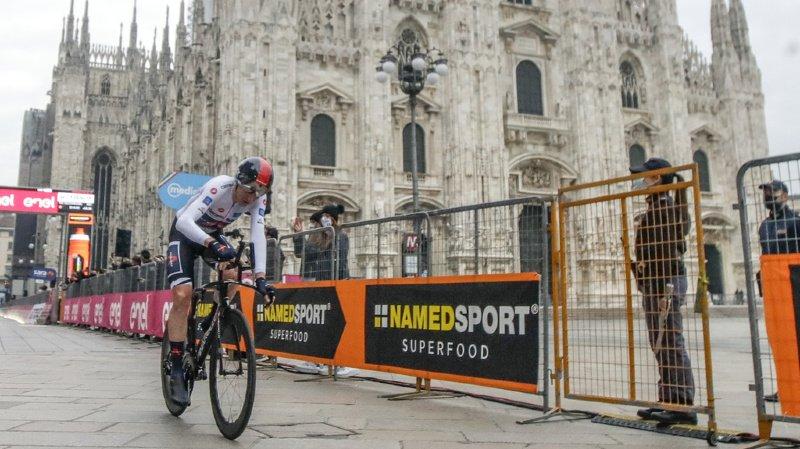 Cyclisme: le Britannique Tao Geoghegan Hart remporte le Tour d'Italie