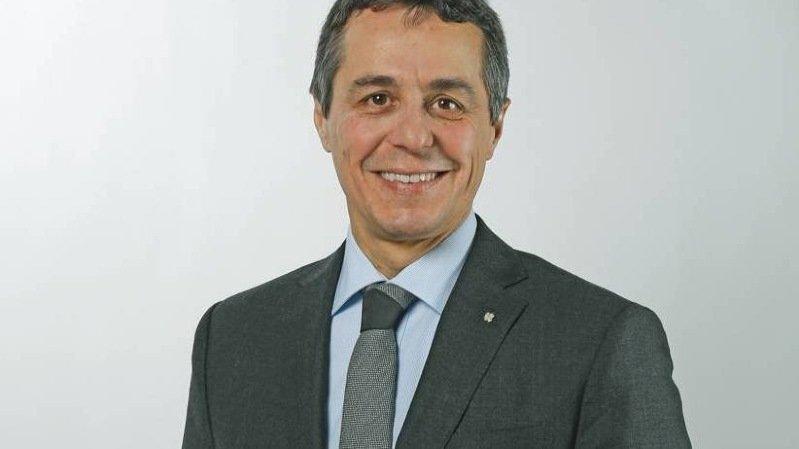 Ignazio Cassis a appelé au développement de nouvelles méthodes de travail pour que le multilatéralisme puisse continuer à jouer son rôle clef malgré la crise (ILLUSTRATION).