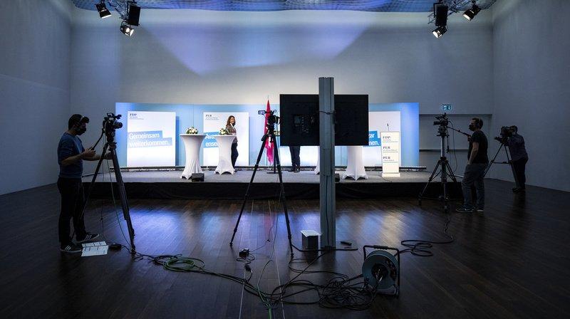 Assemblée numérique duPLR: «multinationales responsables» au menu