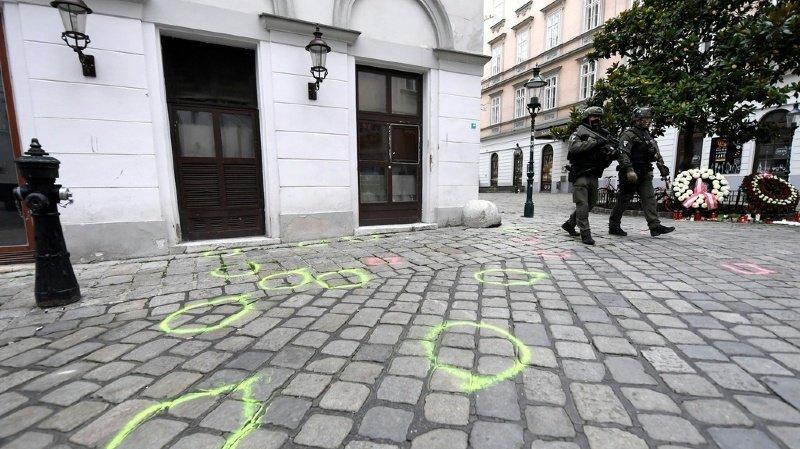 Attentat de Vienne: une Suissesse légèrement blessée
