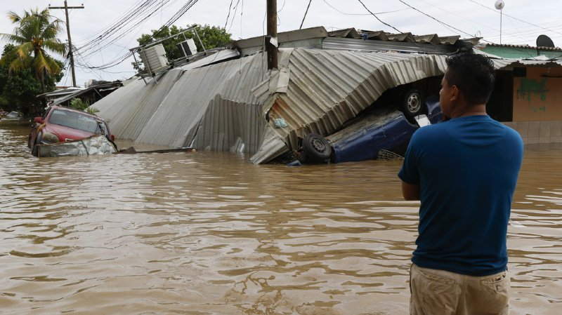 Intempéries: la Suisse débloque 700'000 francs pour l'ouragan Eta en Amérique centrale