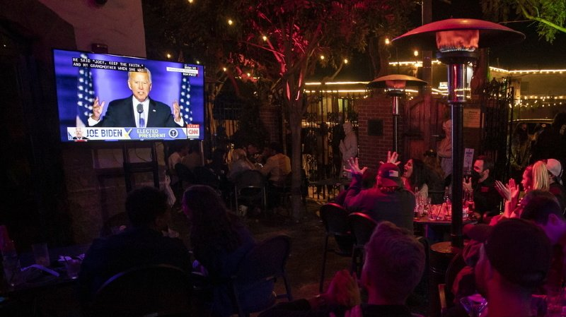 Présidentielle américaine: la presse salue la victoire de Biden aux «qualités suisses»