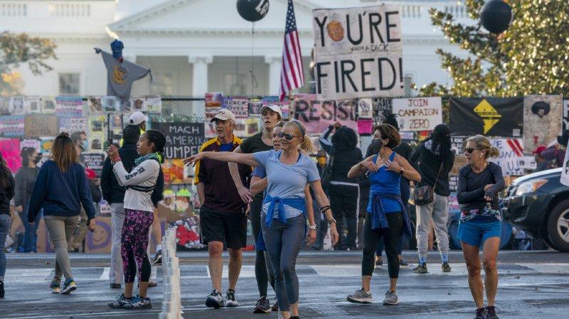 Présidentielle américaine: un week-end cauchemardesque de défaite pour Donald Trump
