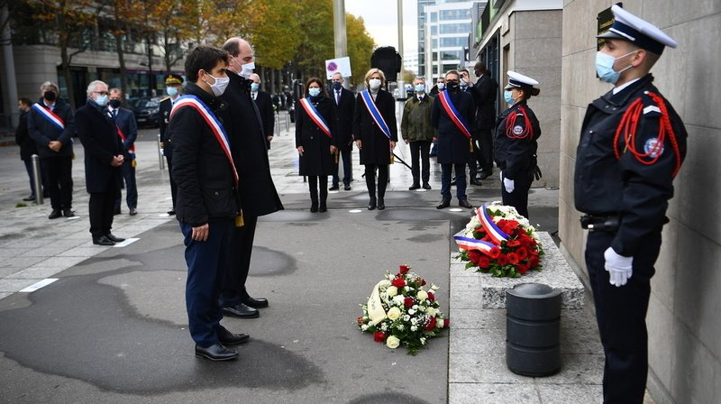 Cinq ans après les attentats du 13-Novembre à Paris, une série d'hommages