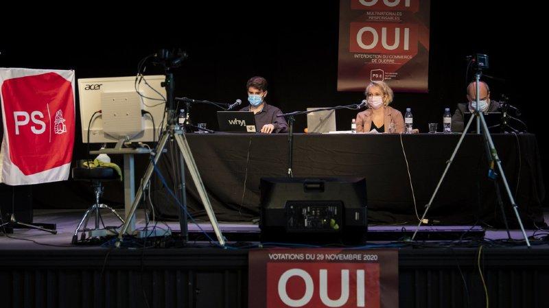 Les socialistes neuchâtelois proposeront trois candidats pour le Conseil d'Etat et deux places pour les Verts