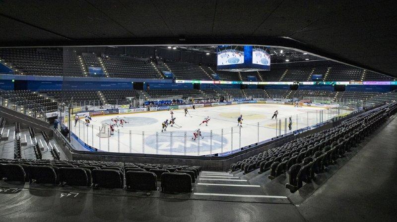 Hockey sur glace: Zoug-Lugano reporté à cause d'un bouchon au Gothard