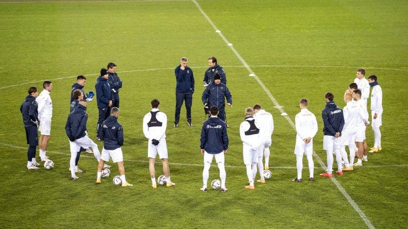 Football – Ligue des nations: joueurs en quarantaine, le match Suisse-Ukraine annulé