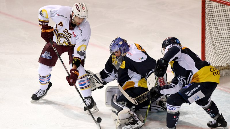 Genève-Servette a concédé pour la première fois depuis le début de la saison deux défaites de rang.