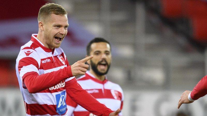 Football – Super League: le FC Sion toujours à la recherche d'une victoire