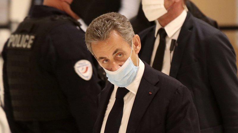 France – Affaire des «écoutes»: le procès de l'ex-président Nicolas Sarkozy suspendu
