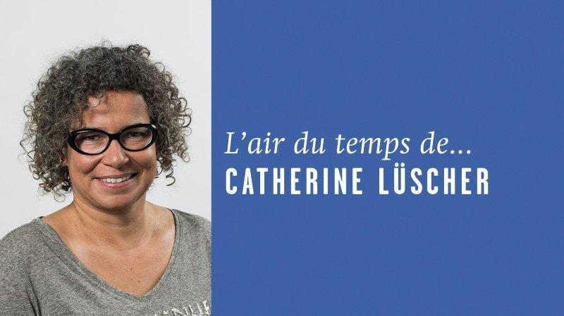 «Bon à savoir», l'air du temps de Catherine Lüscher