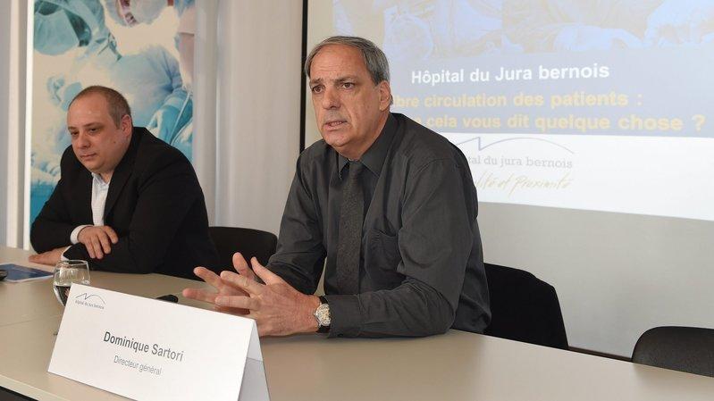 Hôpital du Jura bernois: appel aux soignants disponibles et à toutes les personnes prêtes à aider