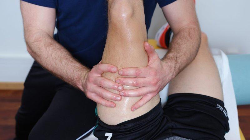 Football amateur: la forte augmentation du nombre de blessures inquiète les physiothérapeutes