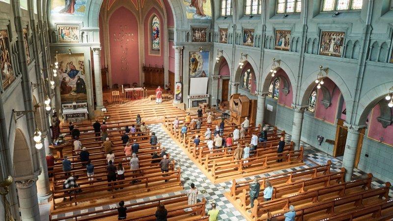Covid-19: à Neuchâtel, les cérémonies religieuses interdites, mais les cultes funéraires autorisés