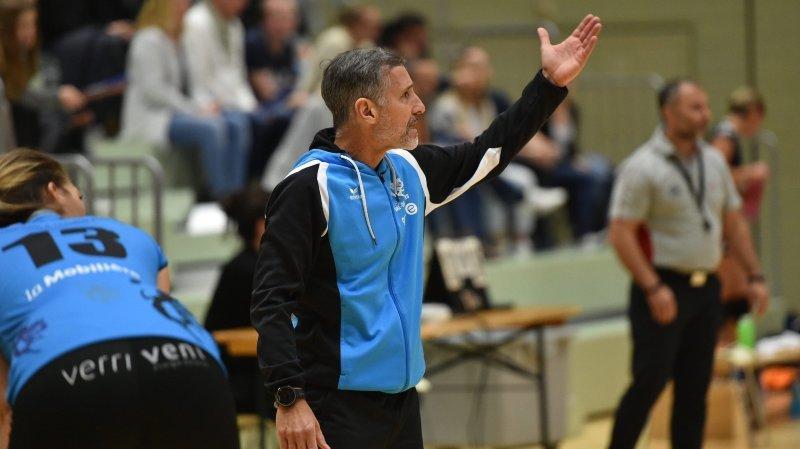 Le coach du VBC Val-de-Travers demande un arrêt du championnat